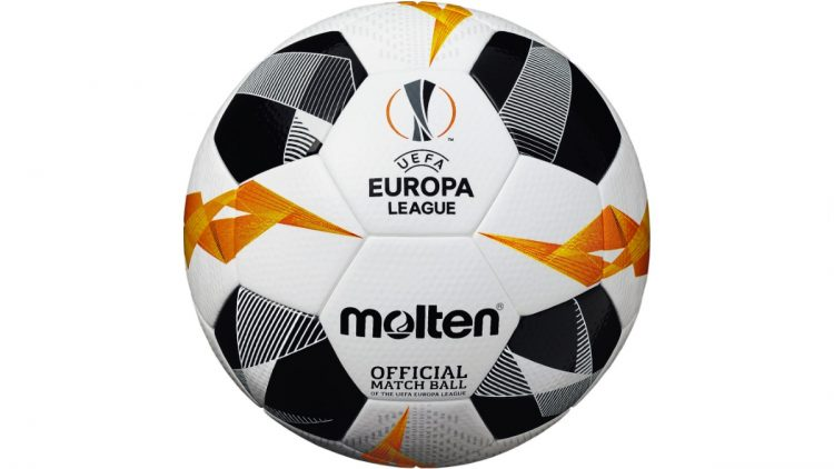 pallone europa league 2019-2020